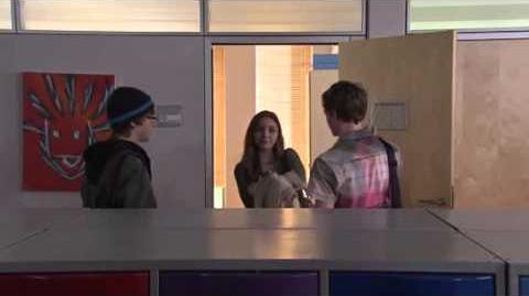 Deleted Scence mit Adrian, Liz und Tobias aus Folge 784