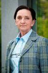 Angelika Böttiger spielt Frau Rottbach - klein