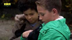 Raphael Dominik mit Kaninchen 752