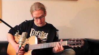 Whispering Strings - Michael Behm - Solo Guitar - Yamaha NTX 700