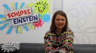 Begrüßungsinterview mit Elena Hesse (Petra)