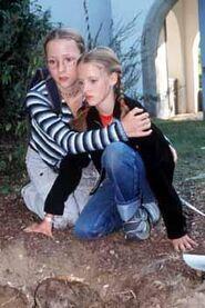 Alexandra und elisabeth