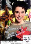 Leon Diefenbach - Autogramkarte