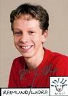 Atze Feilke - Autogrammkarte