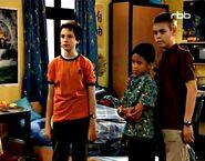 Leon, Dennis und Tobias