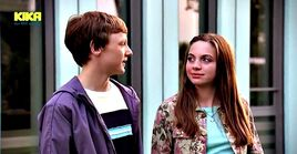 Tobias und Liz, 735
