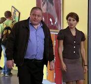 Uwe Krassnik und Anna-Carina Levin