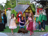 Vollversammlung im Märchenwald