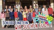Bewerbe dich für das Schloss Einstein Casting!