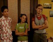 Romeo, Emely und Manuel
