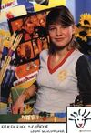 Emma Schumacher - Autogrammkarte