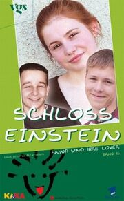 Schloss Einstein - Band 16 Anna in Love (Das erste Cover)