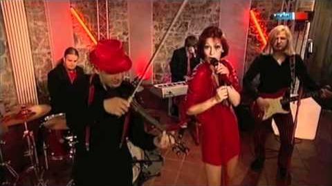 ANN RED - GROSSE WEITE WELT live im MDR