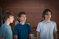 Tobias,Hubertus und Tommy