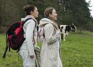 Jelena lockt ihre Mutter auf Kuhweide SE 779 MDR