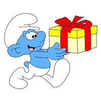 Bildergebnis fr geschenkpaket cartoon