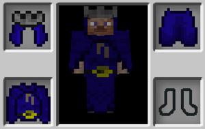 Wizard armor icons