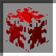 Rat blood icon