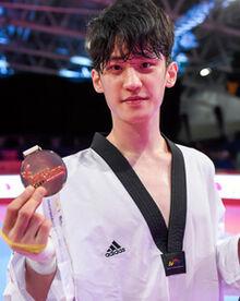 Lee dae-hoon medal