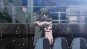 Hugs again