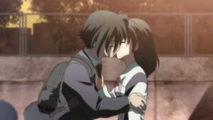 Kiss on episode 3