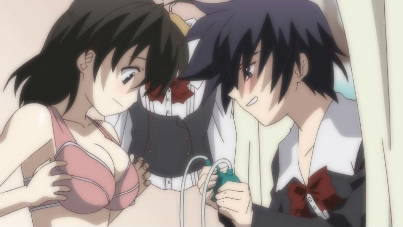 Anime boob picture