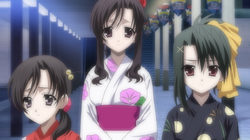 Captivated By The Twins Kokoro Kotonoha Setsuna