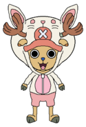 Chopper Easter