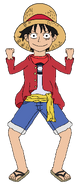 Luffy LGB