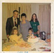 Janine First Communiion01-1972