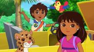 Dora-and-diego-for-the-birds-dora and friends