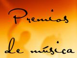 Premios de Música