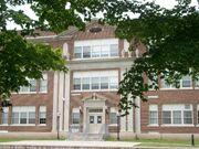 Waterloo Main Street School Front