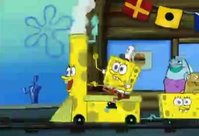 SpongeBob Conjunction Junction