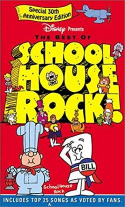 The Best Of Schoolhouse Rock copy