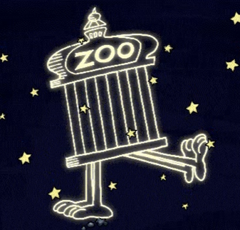 The 4 Legged Zoo constellation cameo