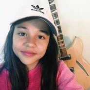 Breanna yde adidas guitar