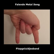 Falende Metal Song single cover