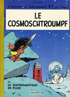 N°6 Cosmoschtroumpf
