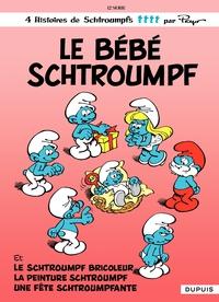C Les-Schtroumpfs-tome-12-Le-Bebe-Schtroumpf 7664