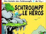 N°33 Schtroumpf le héros