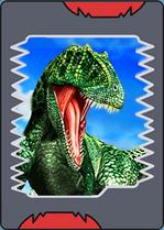 Caracharodontosaurus Card