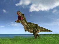 Jurassic Park Operation Genesis Trex