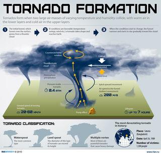 Tornado chart