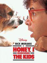 Honey I Shrunk the Kids (1989)