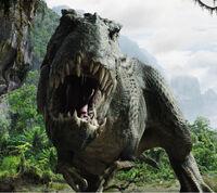 King Kong tyrannosaur