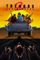 Tremors 2 poster