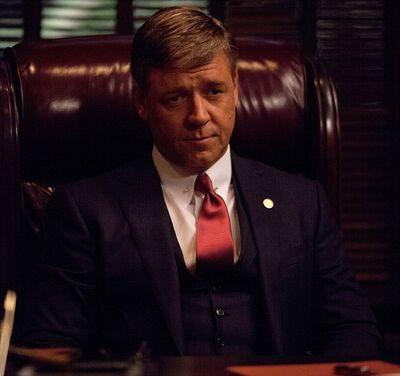 Judge Russell Daniels
