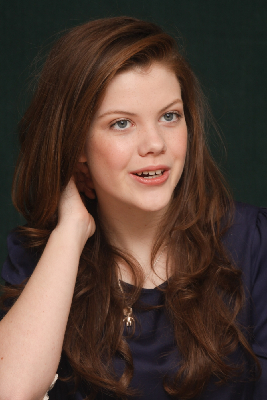 Discussion on this topic: Zaheera, georgie-henley/