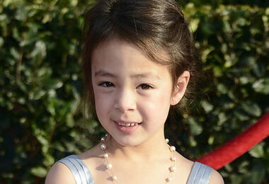 Young Serena Harper